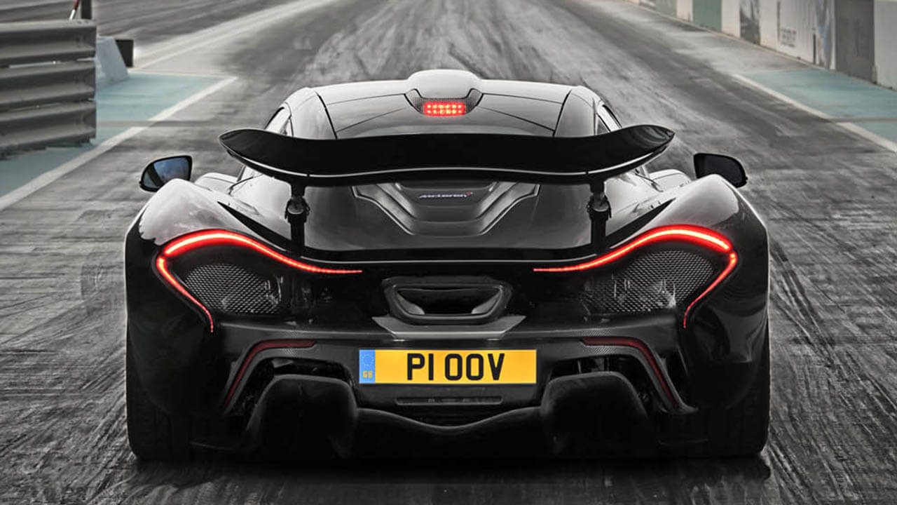 Mclaren P1 Test Confirms It S Actually Insane Exotic