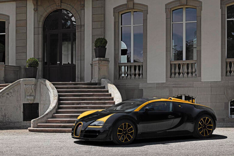 Beautiful Bugatti Veyron 1 Of 1 1