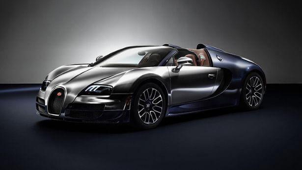 Bugatti Veyron Les Legendes De Bugatti Ettore Bugatti Edition
