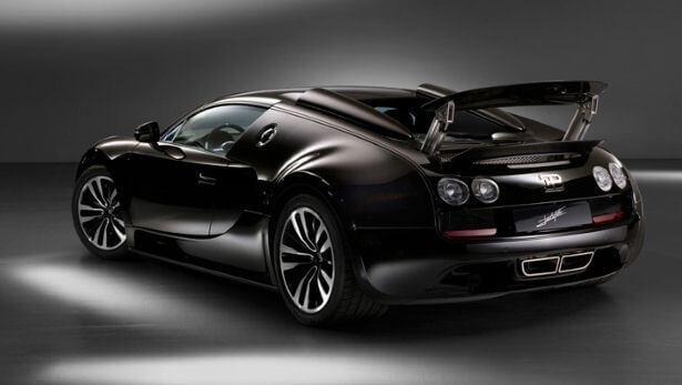 Bugatti Veyron Les Legendes De Bugatti Jean Bugatti Edition