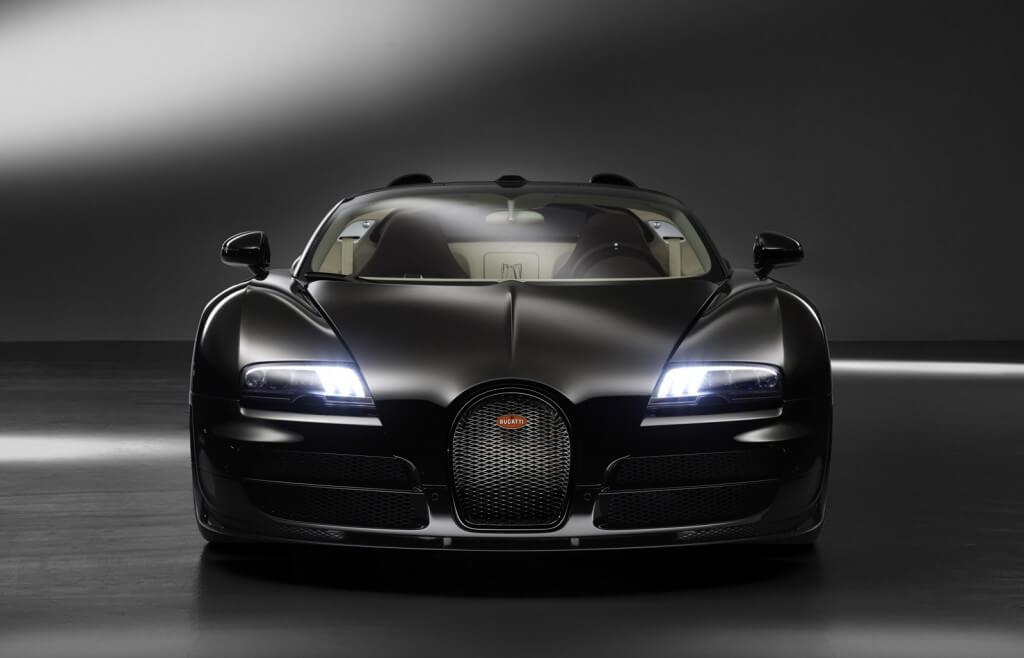 Bugatti Veyron Les Legendes De Bugatti Jean Bugatti Edition1