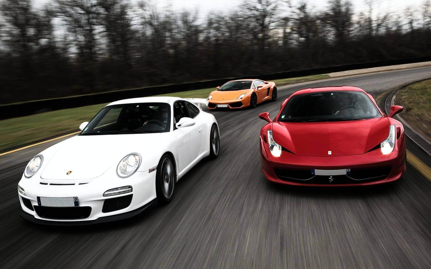 The True Cost Of Owning A Ferrari Lamborghini And Porsche Exotic