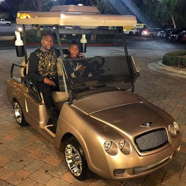 3720 Best Exotic Whips Images On Pinterest: Floyd Mayweather's Ridiculous Car Collection (4 Videos And
