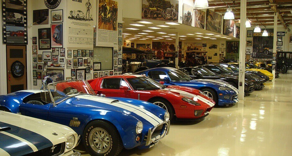 Of The Coolest Cars In Jay Leno S Garage Exotic Whips Tv
