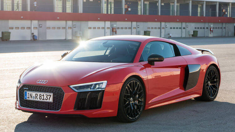 the new 2017 audi r8 designed by iron man himself exotic whips tv. Black Bedroom Furniture Sets. Home Design Ideas