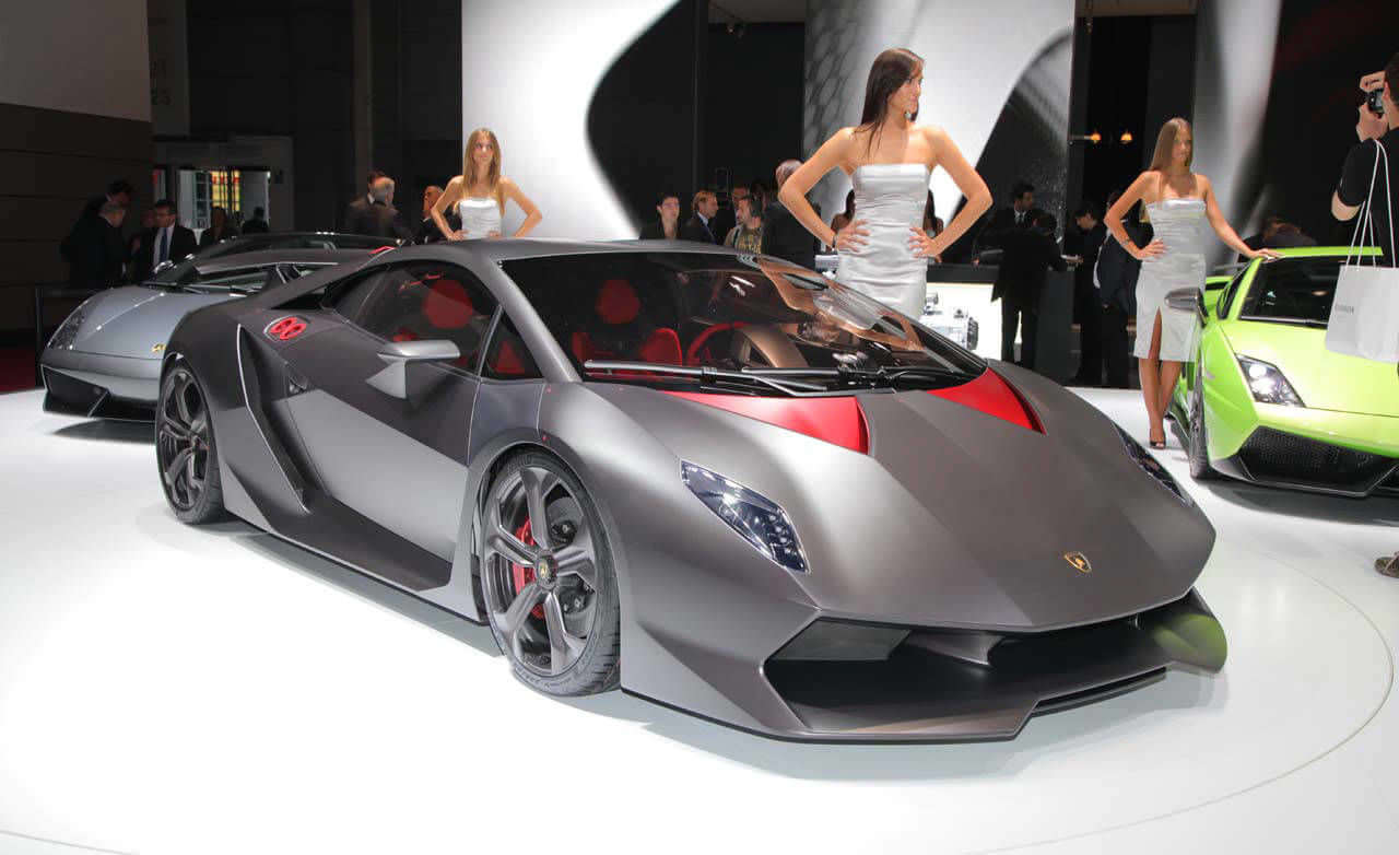 Have 3 5m Laying Around Buy This Lamborghini Sesto Elemento