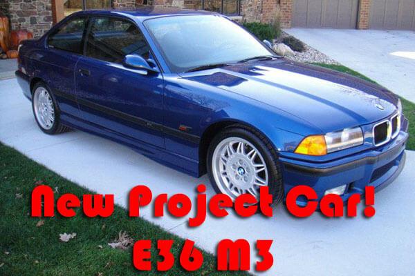 e36 m3 build