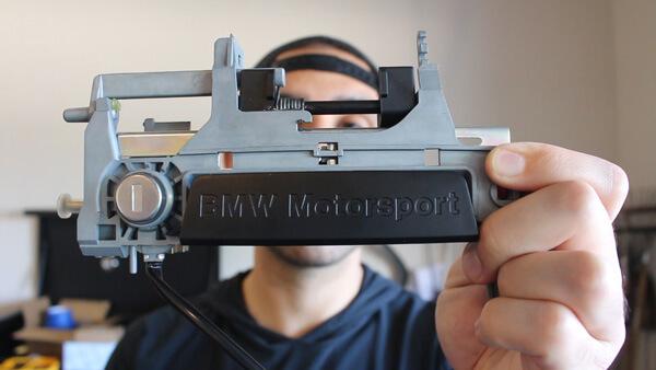 e36 m3 motorsport door handles