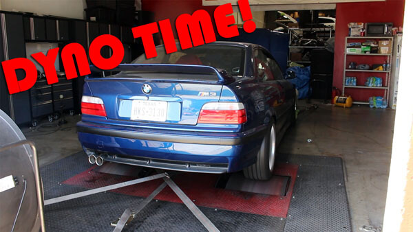 e36 m3 with s54 swap